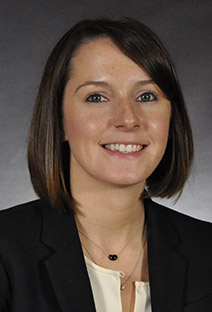 Photo of Dr. Brittany Hayes